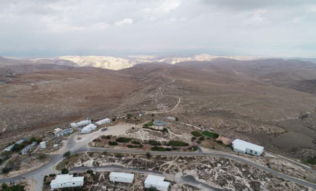בהובלת בנט: אושרה הרחבת היישוב מצפה דני