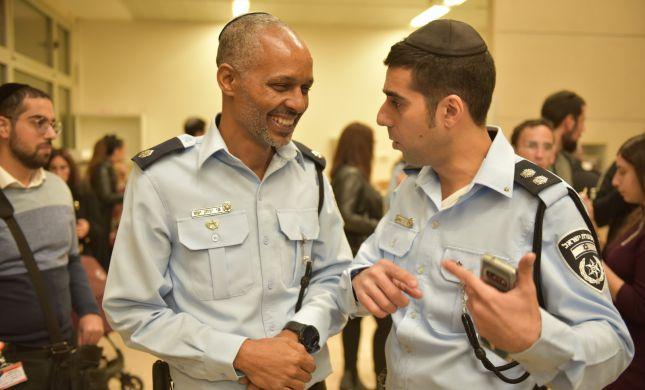 ערב הוקרה למאות החרדים המשרתים במשטרת ישראל
