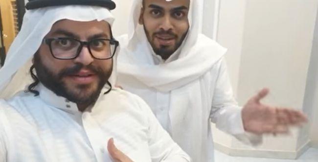 """""""הבית שלי פתוח"""": הבלוגר הסעודי מזמין אתכם לביקור"""