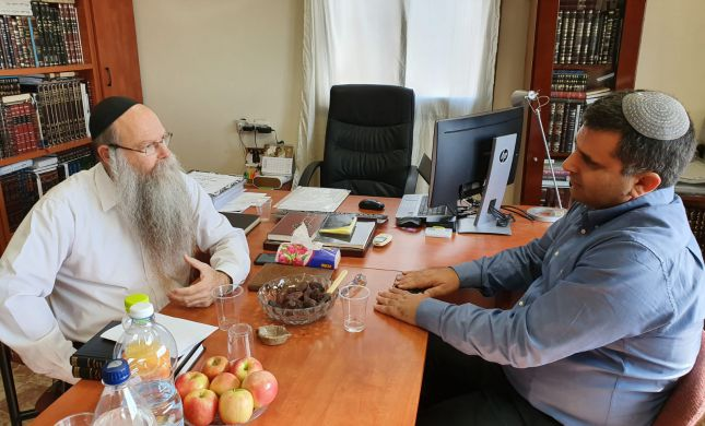 באיחוד הלאומי מקדמים: קריאה לאחדות מצד רבנים