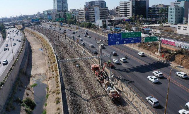 עומס כבד ברכבות: החל חישמול מסילות בתל אביב