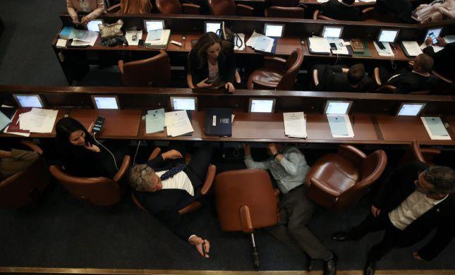שלום ולא להתראות, הכנסת ה- 22 | סיכום פוליטי