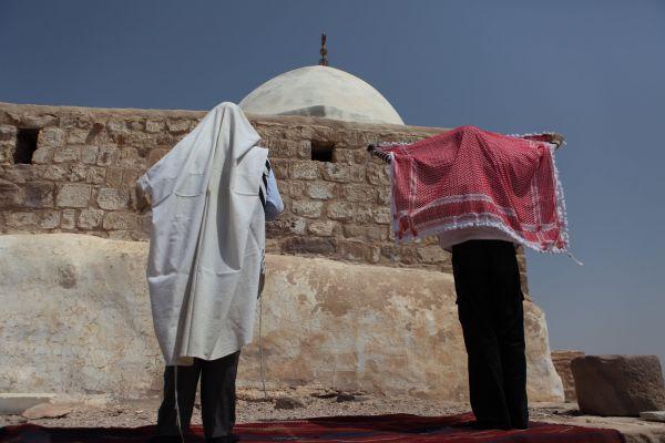 הר אהרון בירדן יפתח מחדש לביקורי ישראלים