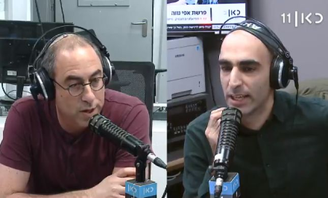 צפו: ראיון לא שגרתי של הפרקליטה של הדס שטייף