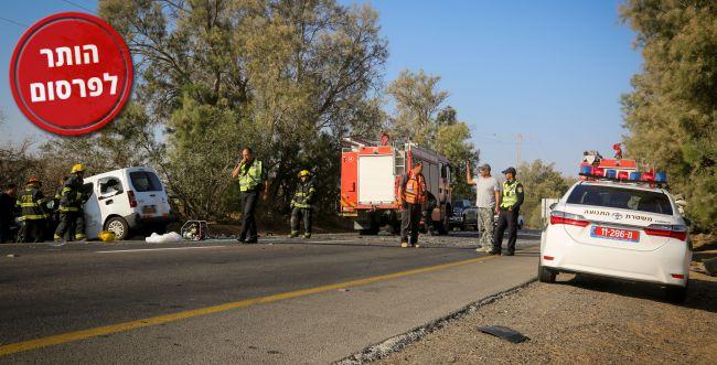 לוחם נפצע קשה בתאונת דרכים ברמת הגולן