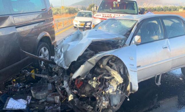 """""""הרכב היה מפורק לגמרי"""": בת 49 נהרגה בתאונת דרכים"""
