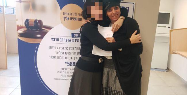 הסרבן נכנע: זכתה לגט לאחר 10 שנים של סרבנות