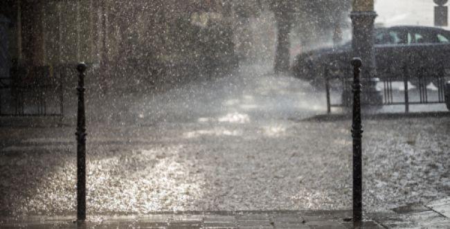 הסערה מתגברת;קור קיצוני, ברד ושלג: תחזית מזג האוויר