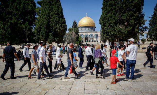 שיא חדש: כמה יהודים התפללו בהר הבית ב- 2019?