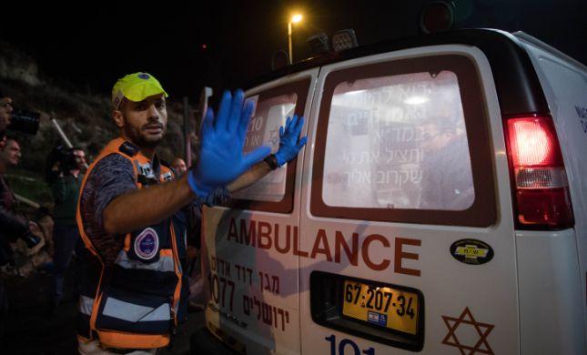 בת 18 נהרגה לאחר שנפלה מגובה בירושלים