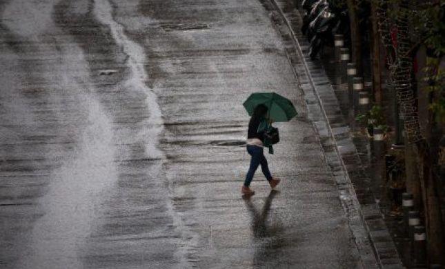 גשום וסוער; סיכוי לשלג ראשון: תחזית מזג האוויר