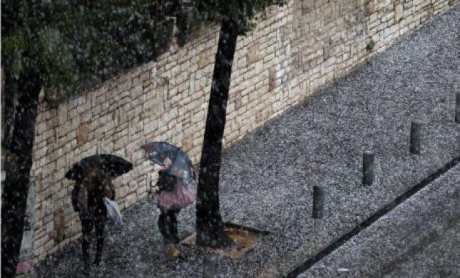 הטמפרטורות צונחות; סיכוי לשלג: תחזית מזג האוויר לשבוע הקרוב