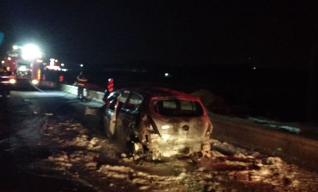 תעלומה: נהרג בתאונת דרכים ונמצא דקור במכונית