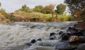 ארץ ישראל יפה, טיולים, מבזקים 36 שעות של גשם: זרימות אדירות בצפון. צפו