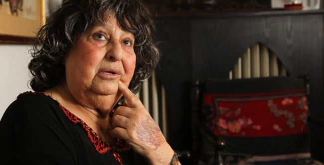 נפרדים מלוחמת: גאולה כהן הובאה למנוחות