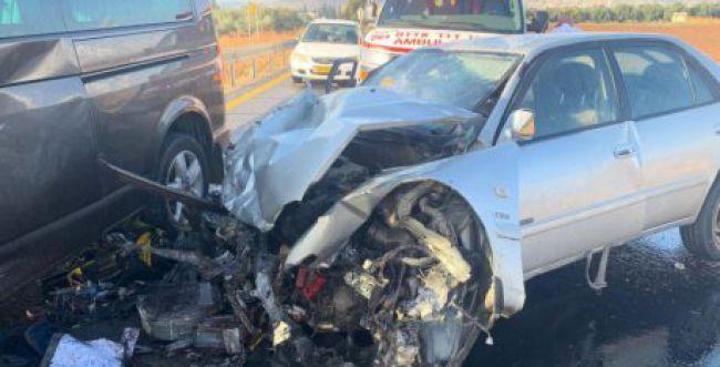 כנרת נהרגה בתאונת דרכים והותירה 6 ילדים