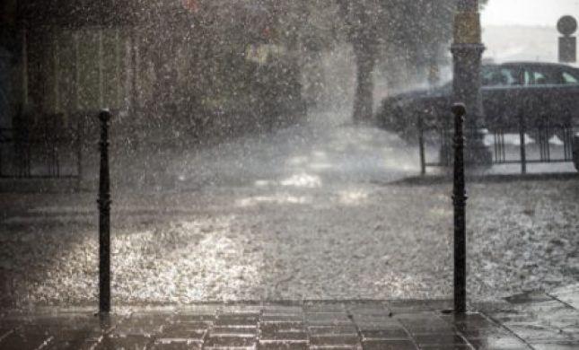 הסערה כבר פה   קור, רוחות ושלג: תחזית מזג אוויר