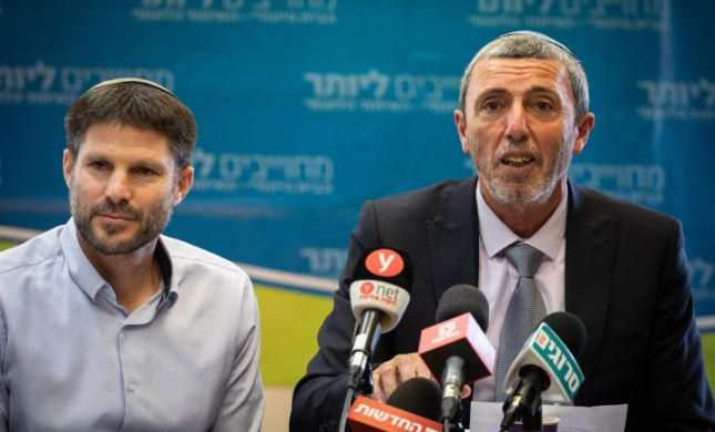 סמוטריץ' חשף את הטרגדיה האמיתית של ישראל השנייה