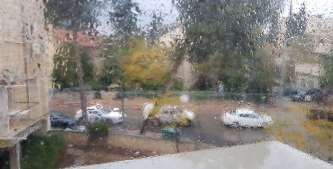 גשם ללא הפסקה; השלג בדרך: תחזית מזג האוויר