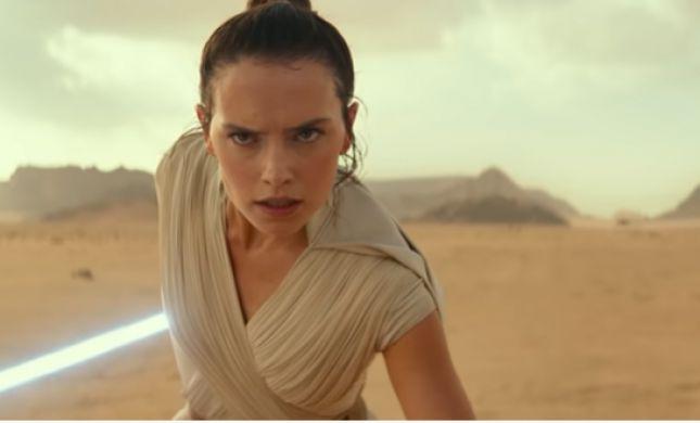 ביקורת סרטים: מלחמת הכוכבים • נפילתו של ג'יי ג'יי