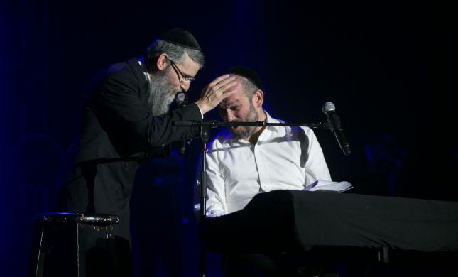 צפו: אברהם פריד בסינגל אחרון מ'צמאה 5'