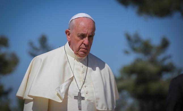 בפעם השנייה: האפיפיור פרנציסקוס יגיע לישראל