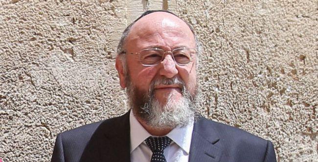 ברוך דיין האמת: נפטר אביו של הרב הראשי לאנגליה