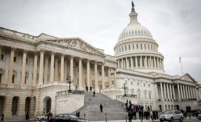 """הצבעה בקונגרס: ארה""""ב תתמוך במדינה פלשתינית?"""