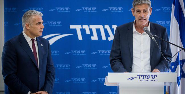 רם בן ברק: מתנצל על ההשוואה בין נתניהו לרוצח