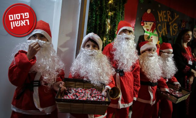 סטודנטים באריאל: הקלות רק למי שחוגג את חג המולד