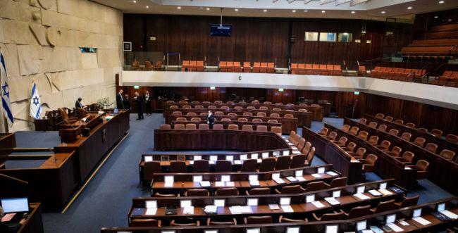 אושר בטרומית: הכנסת תתפזר | בחירות ב-2 במרץ