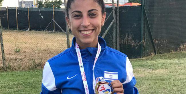 מתחרויות בגן סאקר לצמרת האתלטיקה העולמית