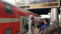 """חדשות ספורט, ספורט צעד וחצי מעל כולם: מכבי ת""""א נסעה למשחק ברכבת"""