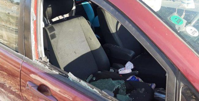 ישראלי נפצע מזריקת אבנים בדרום הר חברון, מצבו קל