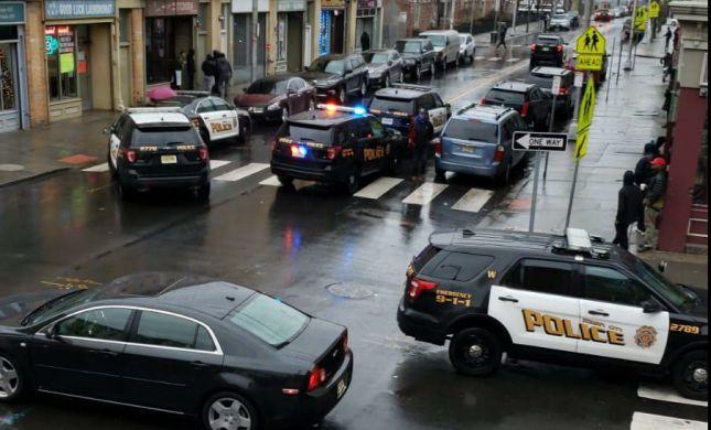 אירוע ירי בניו ג'רזי: חמושים פתחו באש, 4 בני אדם נהרגו