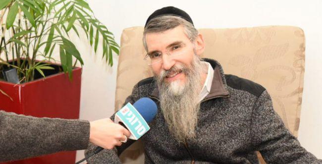 """פריד לסרוגים: """"מקווה לעלות לישראל בקרוב"""""""