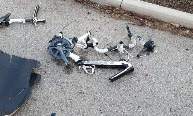 יניב ותומר נהרגו הבוקר בתאונת האופניים הקטלנית