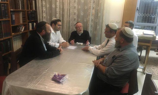 בעוצמה יהודית נערכים: נפגשו עם הרב דב ליאור