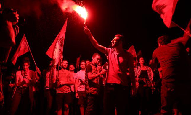לילה של עימותים: עשרות פצועים במחאות בלבנון