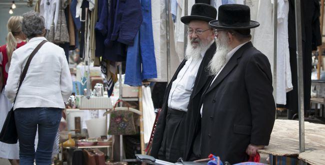 אנטישמיות בבריטניה: רב הותקף באלימות בלונדון