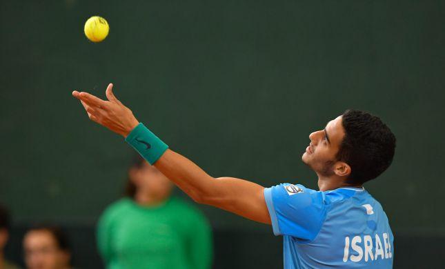 צוקרמן מול רם-הראל בגמר אליפות ישראל בטניס