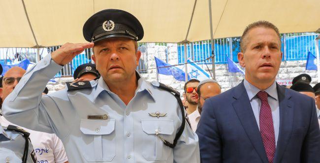 גלעד ארדן עצר את מינוי המפכ״ל ונציב השב״ס