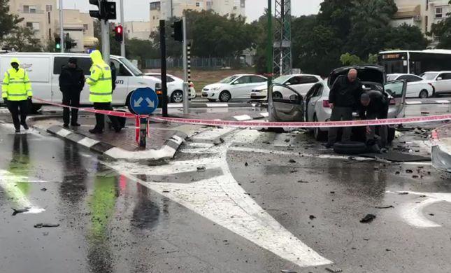 ניסיון חיסול באשקלון: גבר נפצע קל מפיצוץ ברכבו