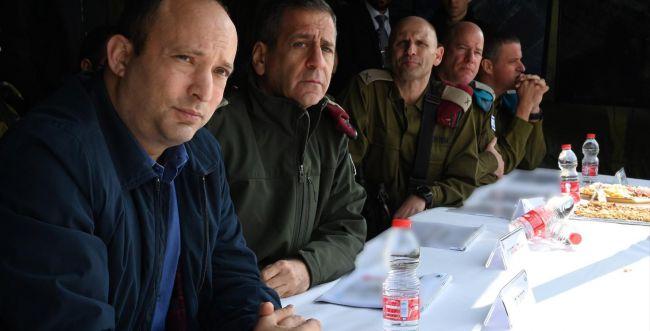 בנט מגיב לחרם הפלסטיני על מגדלי הבקר הישראלים