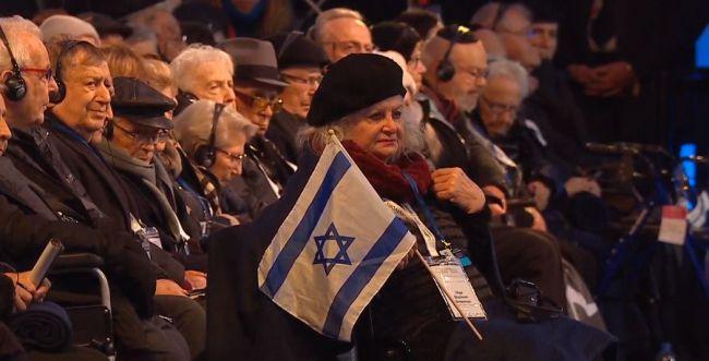 שידור חי מאושוויץ: 75 שנה לשחרור מחנה ההשמדה