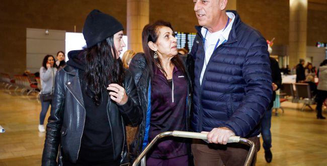 """""""מתיר אסורים"""": השיחה בין אביה של נעמה לרב הראשי"""