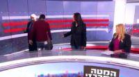 חדשות טלוויזיה, טלוויזיה ורדיו צפו: אביגדור ליברמן בהערה מכוערת למירי רגב