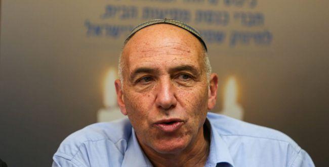 מוטי יוגב  תומך בחגית משה לראשות הבית היהודי
