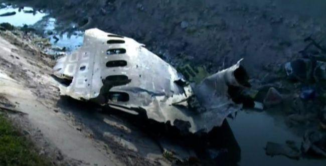 """בכירים בארה""""ב: המטוס האוקראיני הופל ע""""י טיל נ""""ט"""