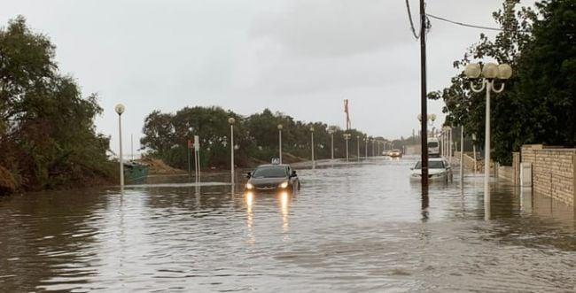 סערה קטלנית: שיטפונות בצפון, גבר נהרג בנהריה